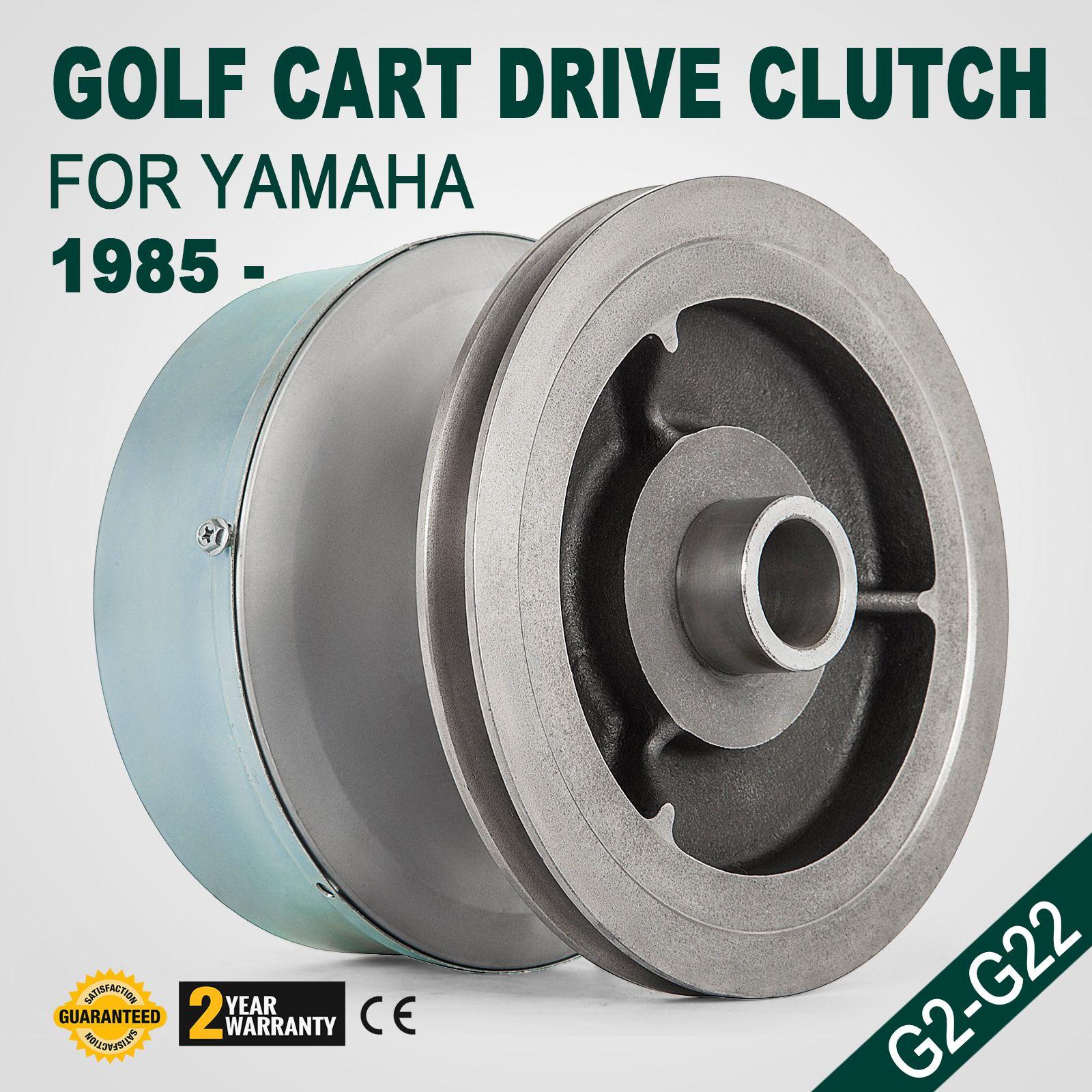 Cart Drive Clutch For Yamaha Golf Cart Part G2-G22 1985- Metal 30MM on yamaha g16 clutch, yamaha drive belt replacement kit, yamaha cart springs, yamaha g1 clutch side, yamaha atv clutch, yamaha g 2 power kit, yamaha snowmobile clutch, 1982 yamaha g1 clutch,