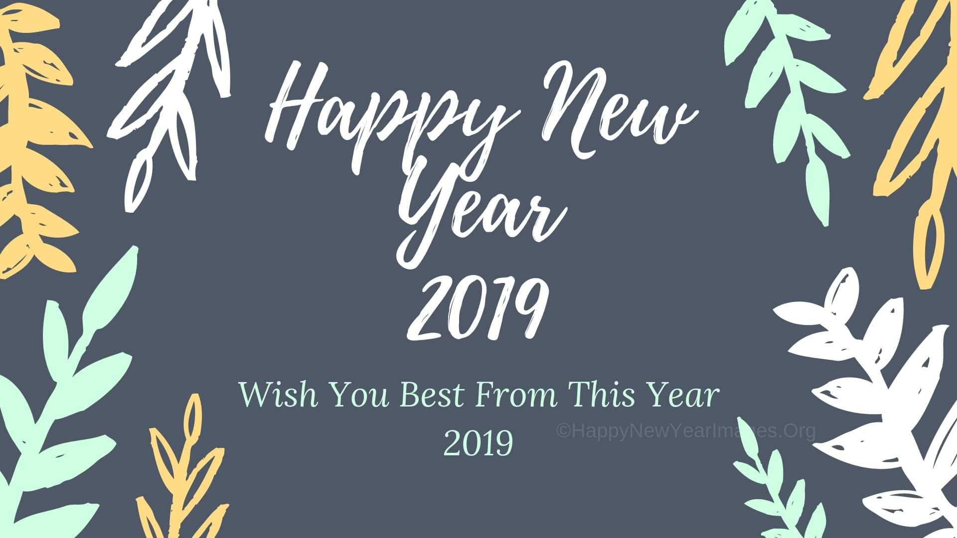 Happy New Year 2020 Images, Pictures, Photos For Facebook