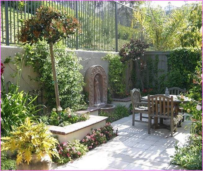 Apotelesma Eikonas Gia Houzz Uk Mediterranean Garden Design Mediterranean Landscaping Courtyard Gardens Design