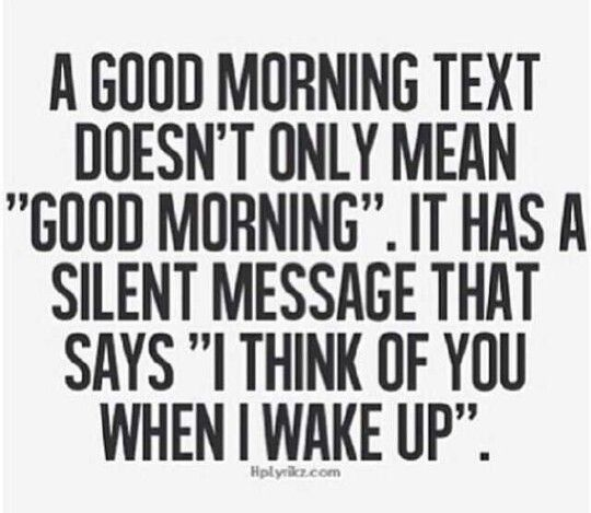Thinking Of You Quotes Interesting Thinking About You  Liefde  Pinterest  Morning Texts . Review