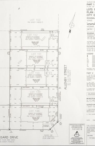 Types Of Survey Plans How To Plan Types Of Planning Land Surveying
