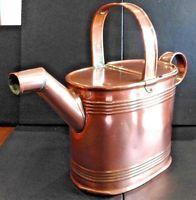 Georgian Copper Hot Water Kettle Pot Ebay Copper Copper Kitchen Hot Water