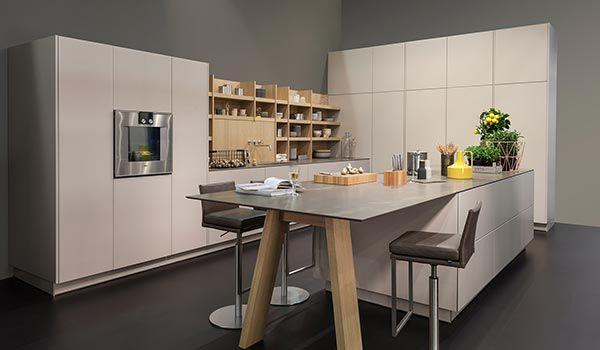 Warendorfer Küchen warendorfer küchen gmbh living kitchen handless kitchen