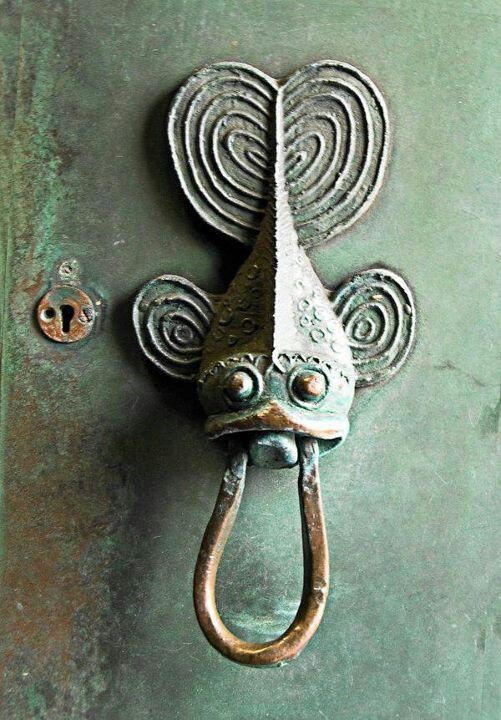 Charmant Pin By D Clark On Door Knockers | Door Knobs, Doors, Door ...