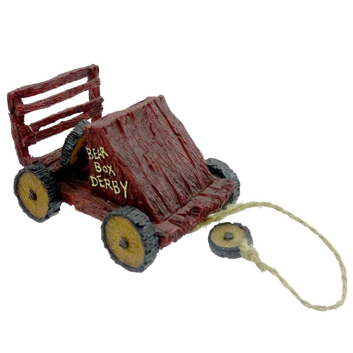 Bearbox Derby Tug Along Figurine