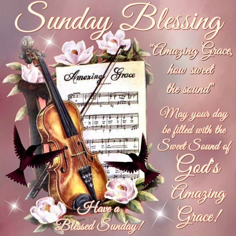 Sunday Blessing To You And Your Familygod Has Blessed Me With