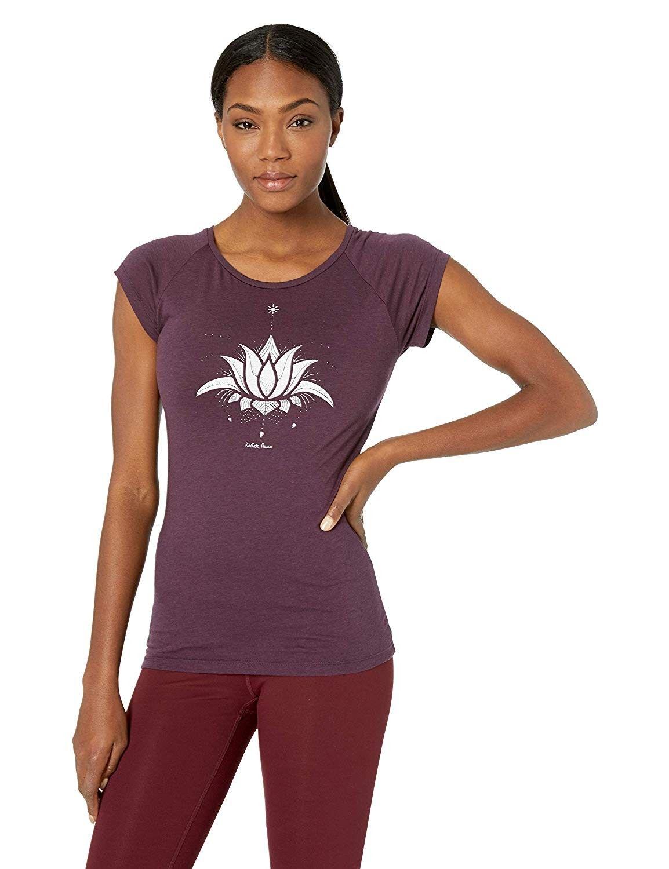 Life Is Good Damen SS Cool Tee Rise Lift Bears chkpch T-Shirt,