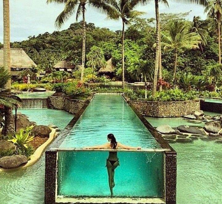 Hotel Swimming Pool, Backyard Pool Designs