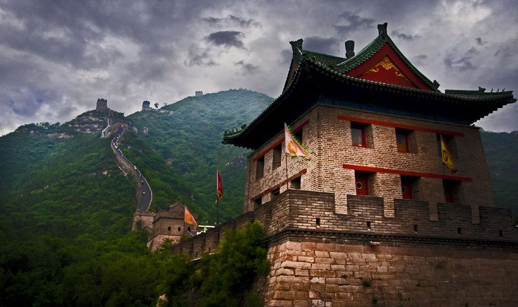 Great Wall Of China Great Wall Of China Adventure Vacation Wonders Of The World
