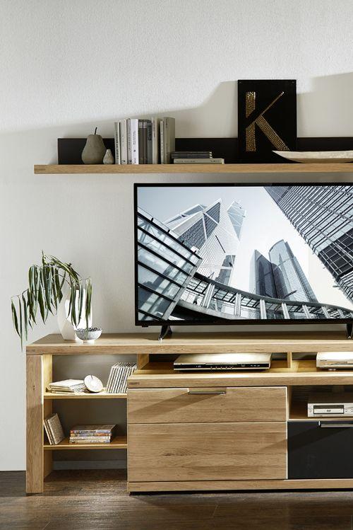 esszimmermobel von hulsta, wunderbare wohnwand! die wohnwand ilanka von spitzhüttl home company, Design ideen