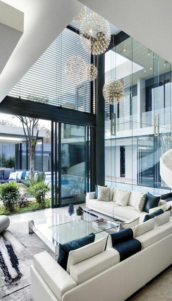 Designer Wohnzimmer - die Ihnen eine Vorstellung verschaffen