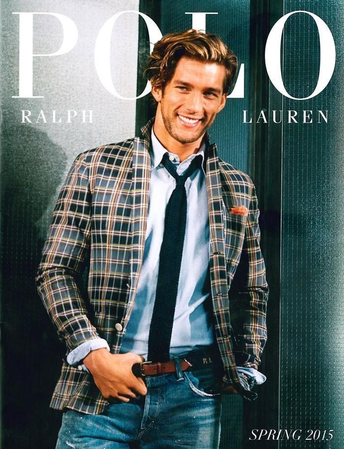 Polo Ralph Lauren Highlights Signature Men s Styles for Spring 2015 ... a6ba26059117