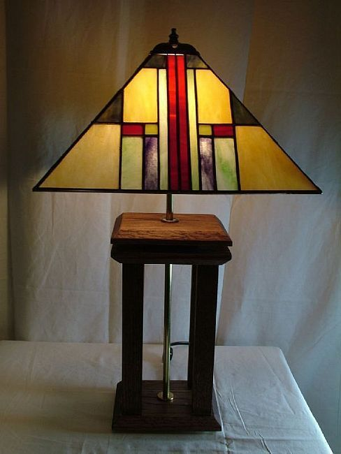 Image result for arts and crafts style square stained glass image result for arts and crafts style square stained glass lampshade mozeypictures Gallery