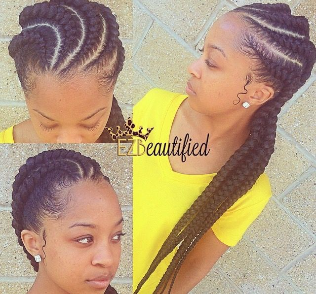 Pin by Sydney Willis on tootie | Pinterest | African braids ...