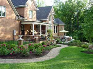 Garden Ideas On Two Levels backyard landscaping ideas and ideas | walkways, landscaping ideas