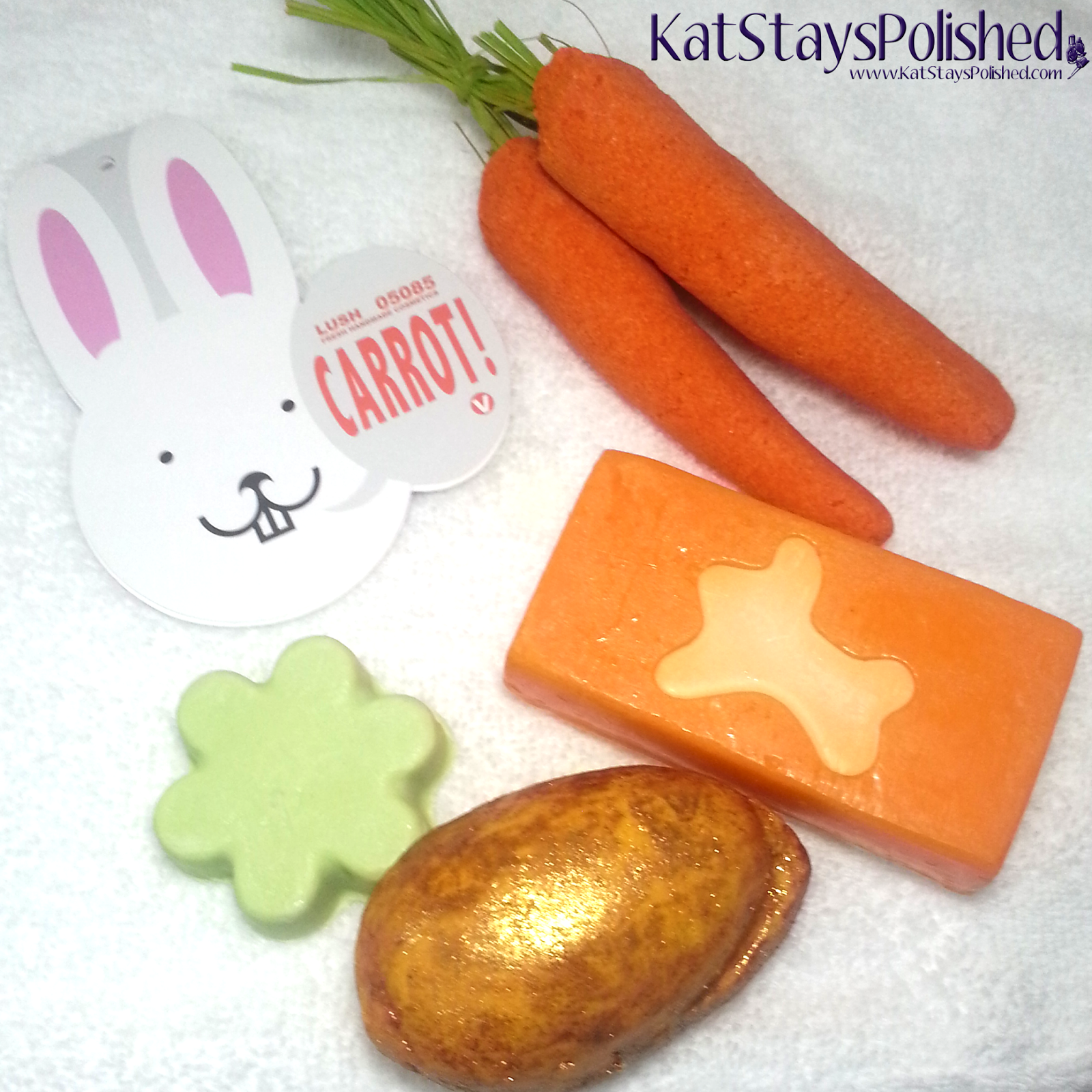 Lush easterspring 2014 carrot gift set kat stays polished lush easterspring 2014 carrot gift set kat stays polished heather negle Image collections