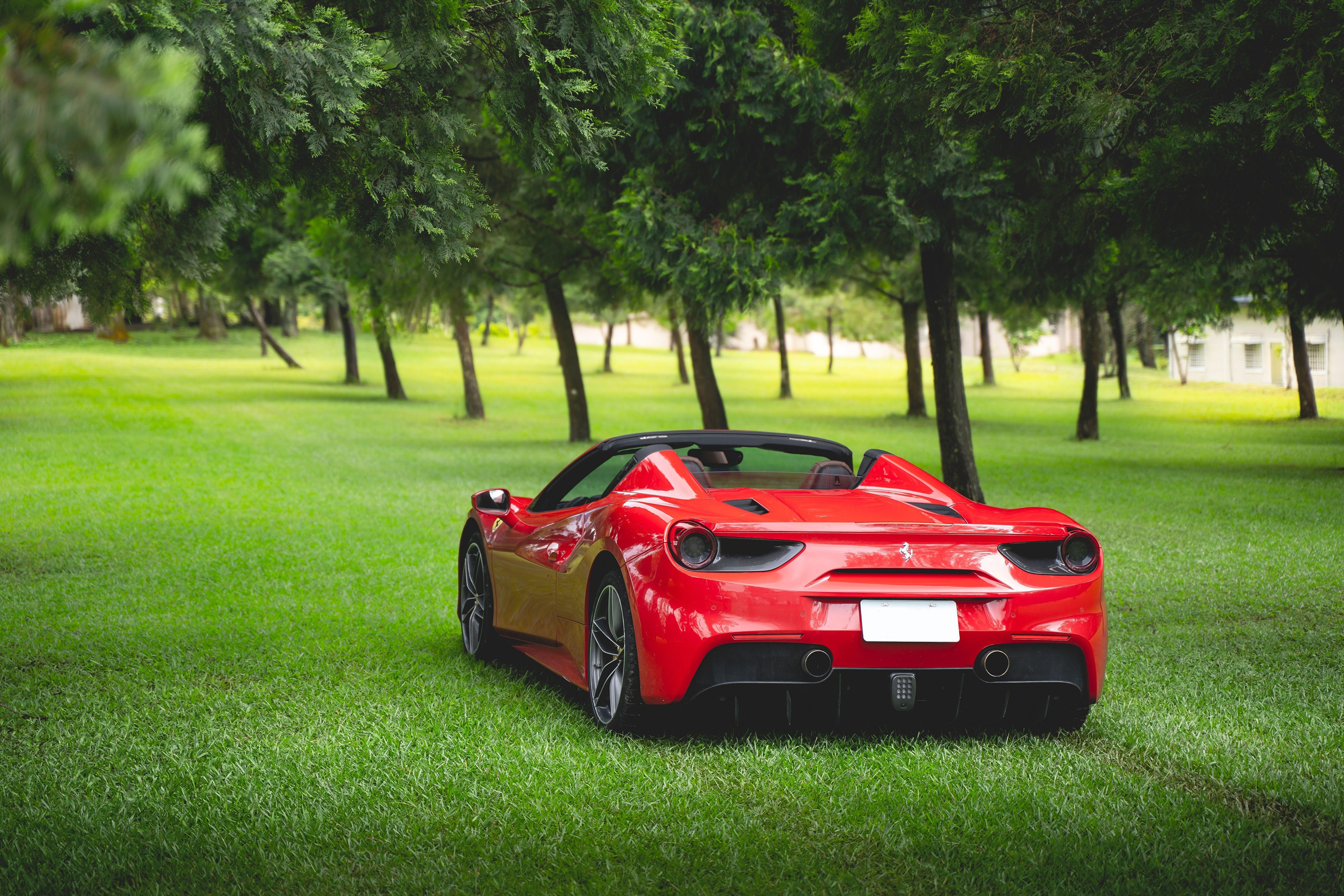 Ferrari 488 Spider Roadster 4k Ferrari 488 Spider Roadster 4k Wallpapers In 2021 Ferrari Ferrari 488 Spider Ferrari 488