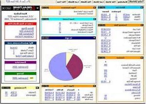 Sales Activity Report Template | Excel Invoice Template ...