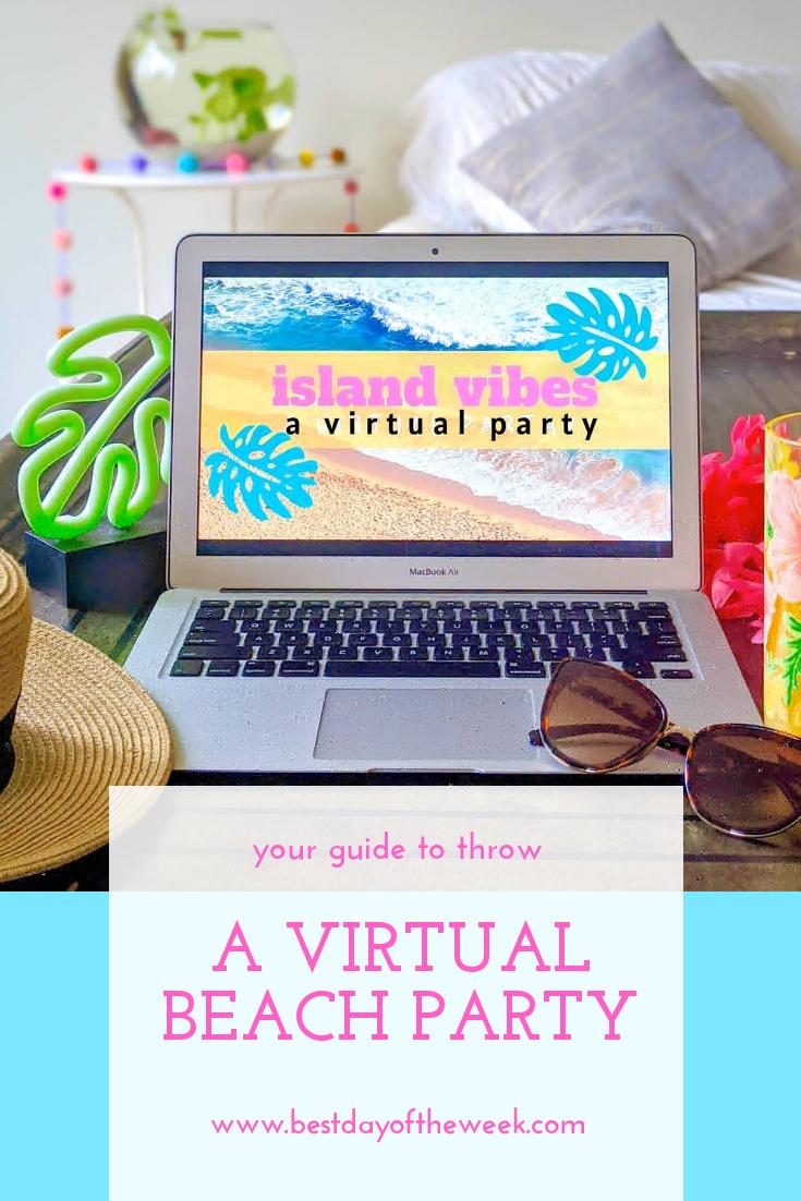 Pin on Virtual Parties