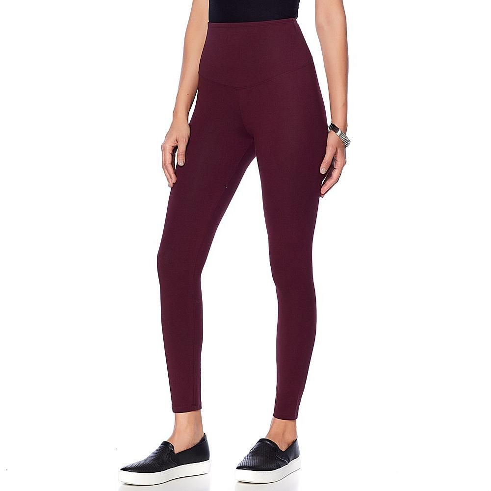 29b1c1aa41b2de Yummie Rachel Compact Cotton Legging - Winetasting | Products ...