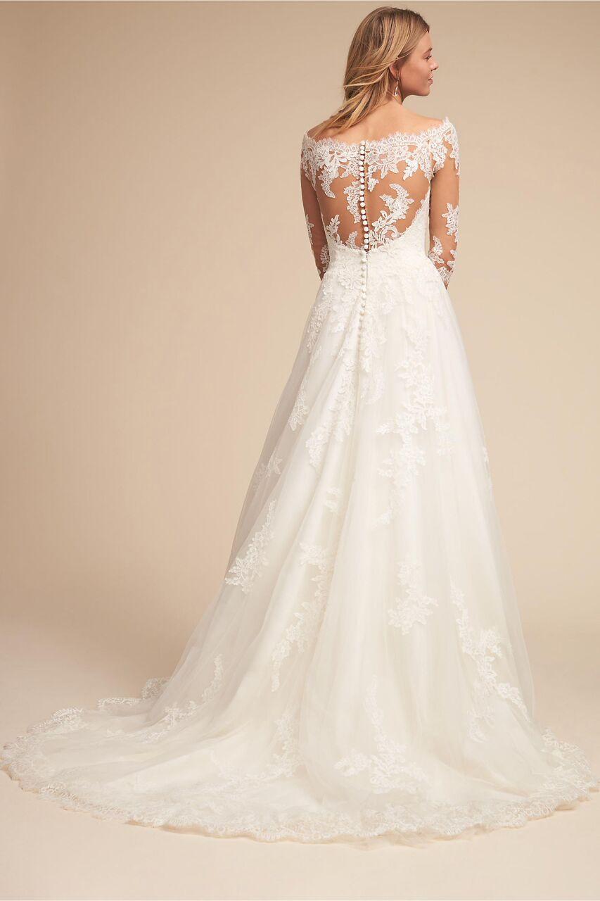 Allison williams wedding dress  Wedding Dress Inspiration  BHLDN  Wedding Dresses  Pinterest