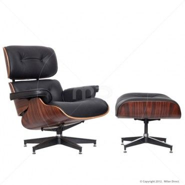 Eames Lounge Chair Replica Black Classic Buy Lounge Chairs