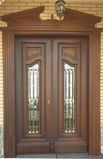 Carpinteriarquitectonica doors pinterest doors for Modelos de puertas principales