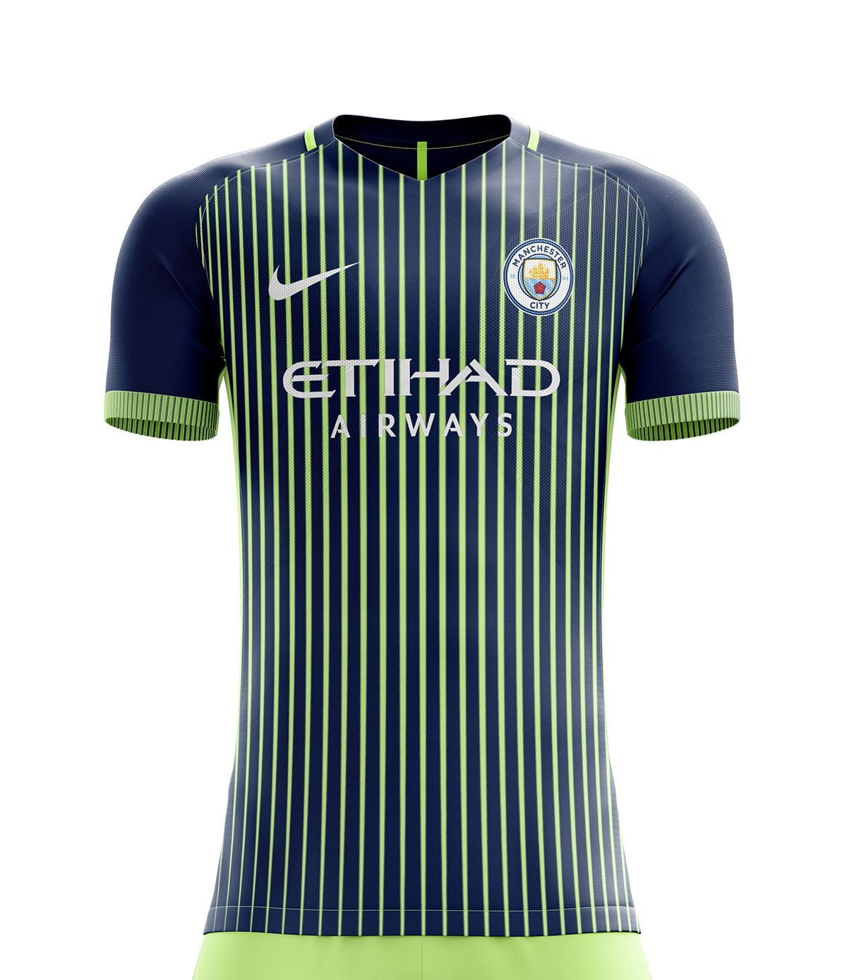 Manchester City Football Kit 18 19. on Behance  f9cd5070f998f
