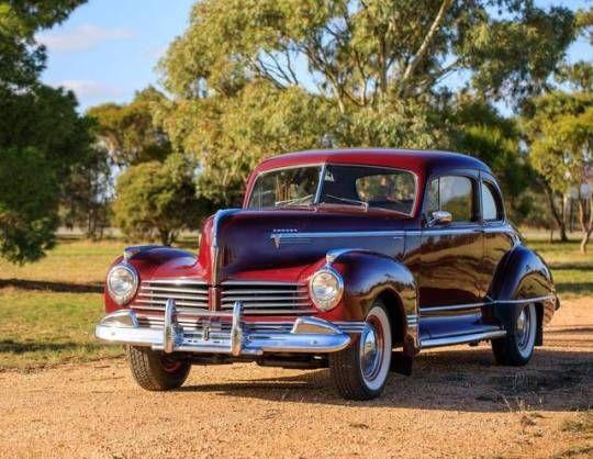 1942 Hudson Super Six Coupe Hudson Car Classic Car Garage Cool