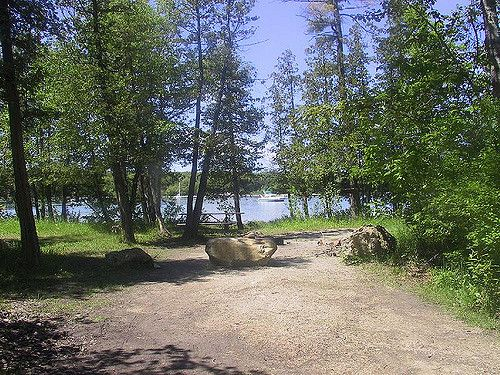 Peninsula State Park Site 860 Wisconsin S Best Campsites State Parks Wisconsin Park