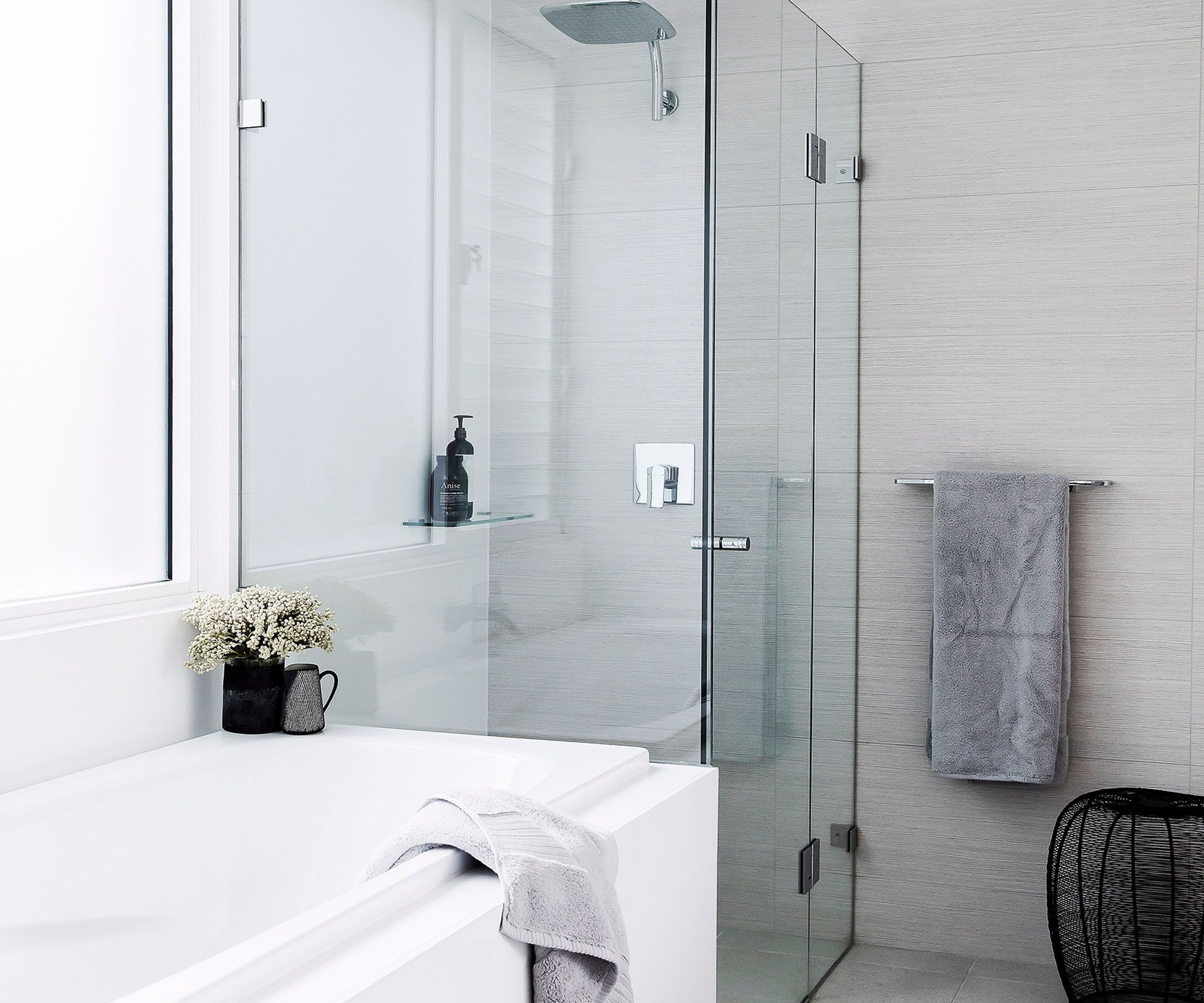 Heres how to get a grubby shower squeaky clean without