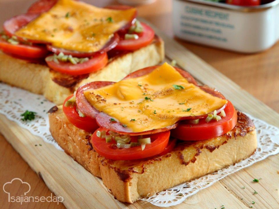 Salah Satu Resep Dari Roti Yang Bisa Kita Ikuti Untuk Brunch Adalah Resep Salami Smoked French