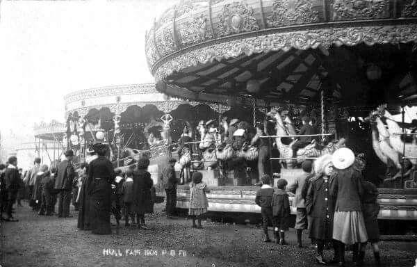 Hull Fair 1904