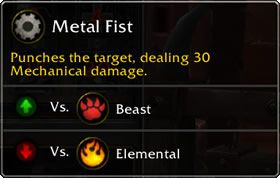 Battle Ability Tooltip Pets Warcraft