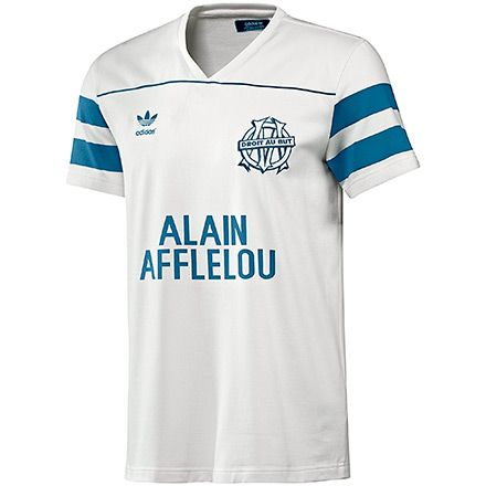 Adidas Men's Olympique Marseille 1:1 Football Replica Jersey | adidas  Ireland Size M €