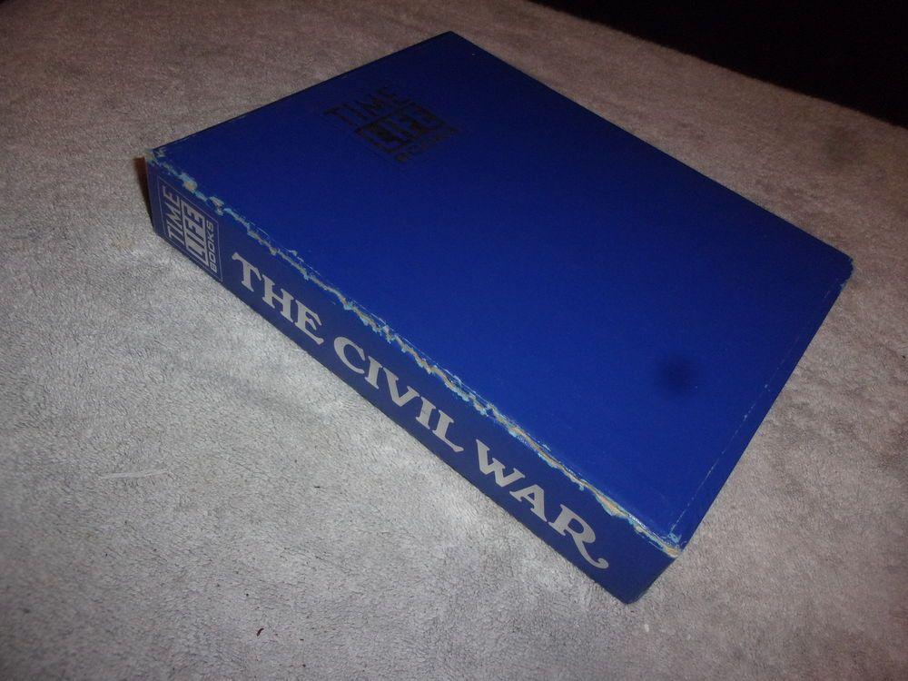1987 time life the civil war threebook set gettysburg
