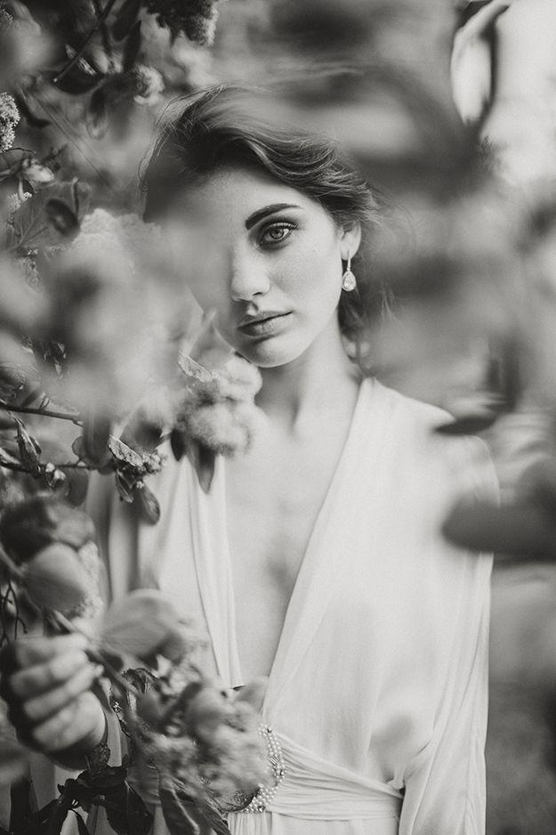 Black and white photography, fine art wedding photography. Beautiful bride. Blog | Paula O'Hara Photography - Part 2