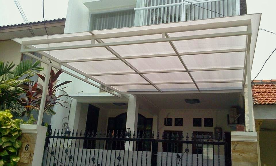 Harga Gambar Dan Bahan Besi Canopy Outdoor Backyard Canopy Canopy Design