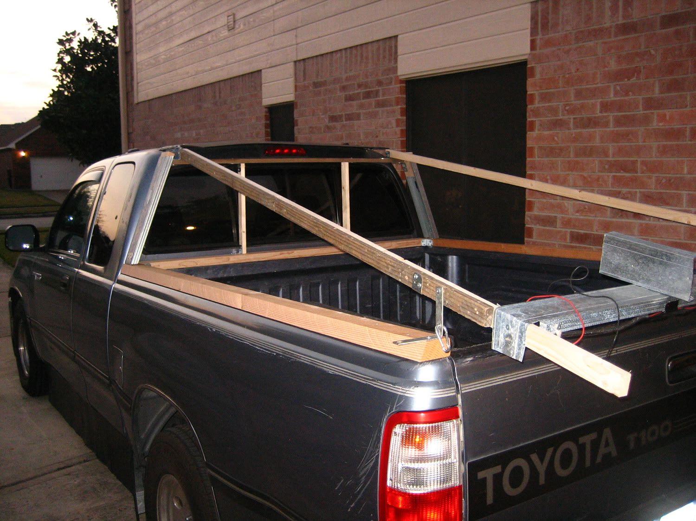 Another Truck Aero Cap Idea Page 6 Fuel Economy