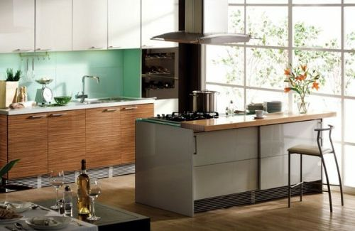 Kücheninsel zu Hause \u2013 Vorteile und praktischen Ratschläge Küche