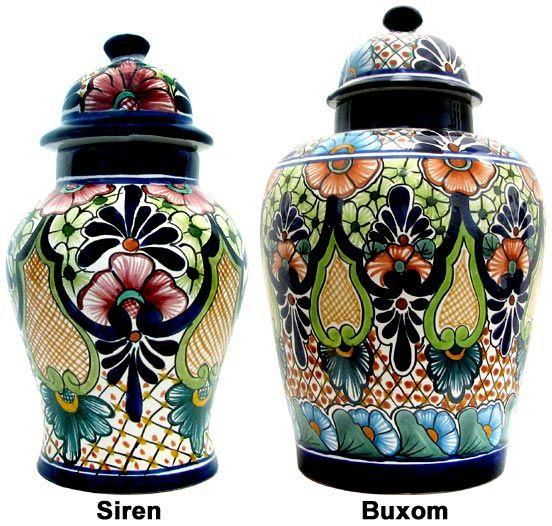 Talavera Jar