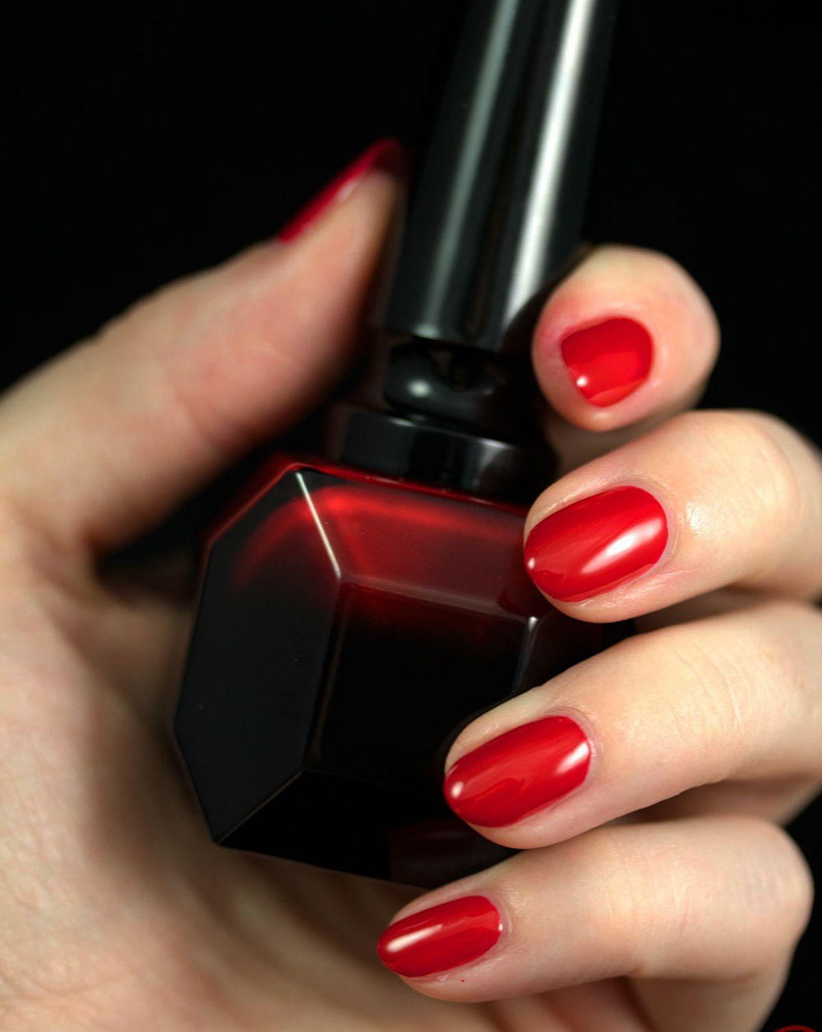 Christian Louboutin Nail Polish Rouge Louboutin Review | Art nails ...
