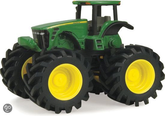 Britains John Deere Monster Treads Tractor