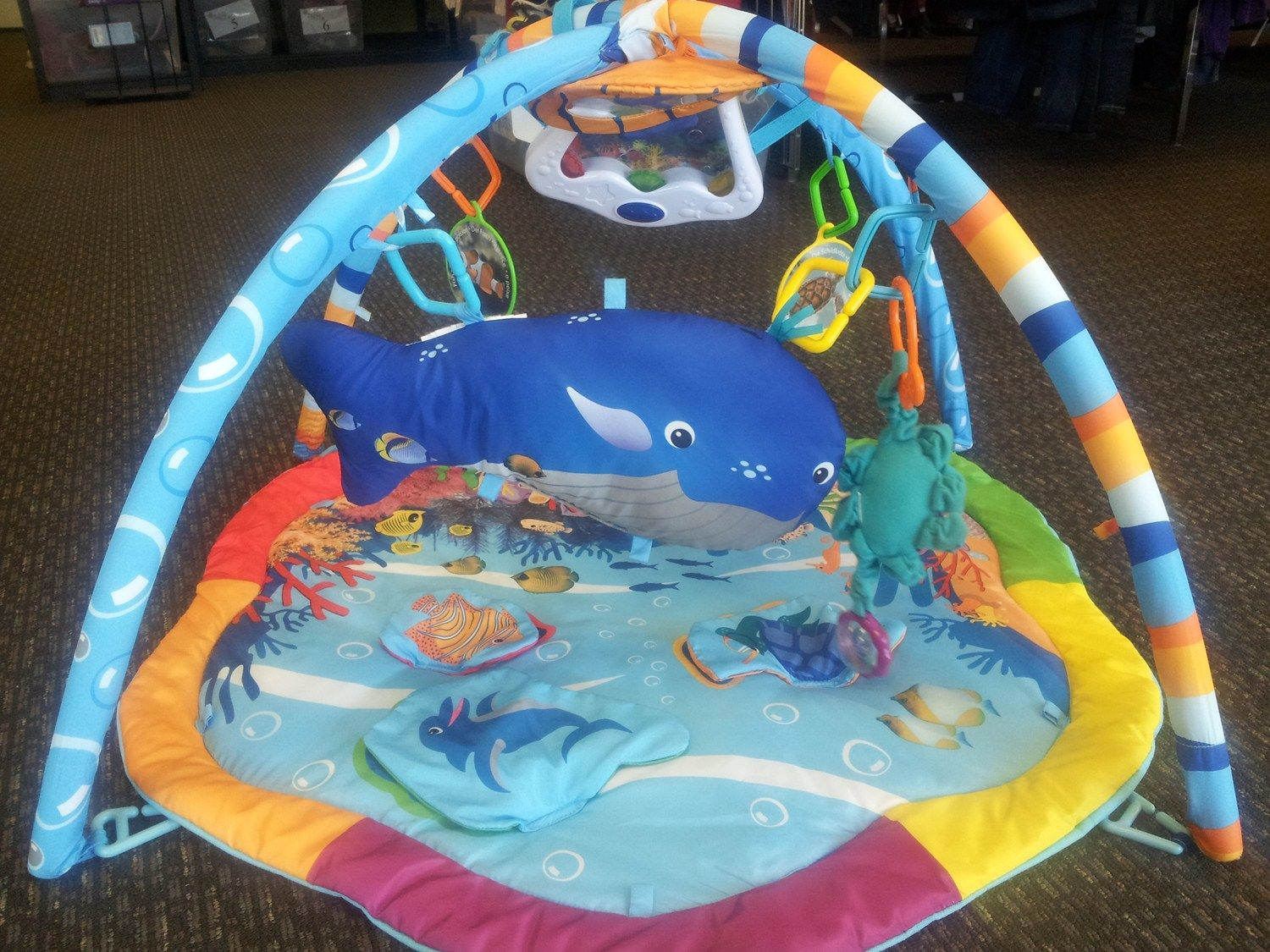Baby Einstein Activity Mat Entertain Your Baby With The