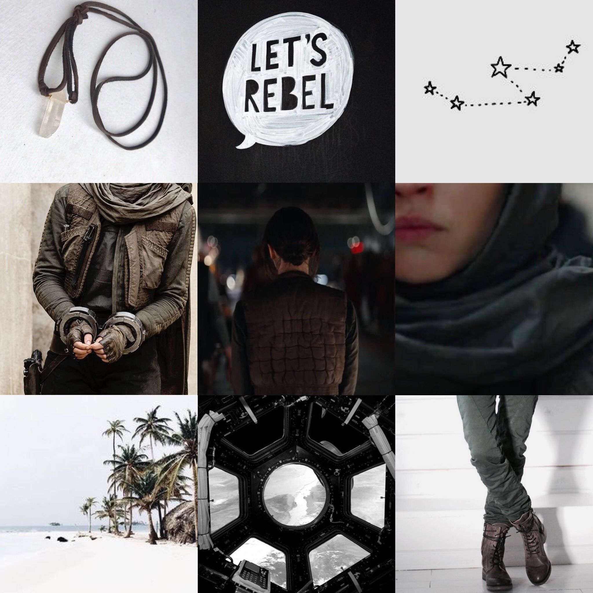 Jyn Erso Aesthetic Starwars Aesthetic Jyn Galaxy Fighter Space Fighter Star Wars Fighter
