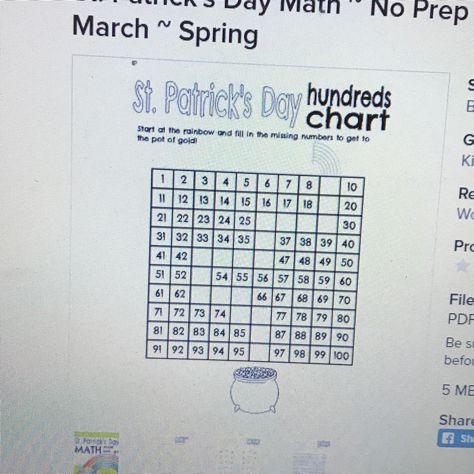 https://www.teacherspayteachers.com/Product/St-Patricks-Day-Math-No ...
