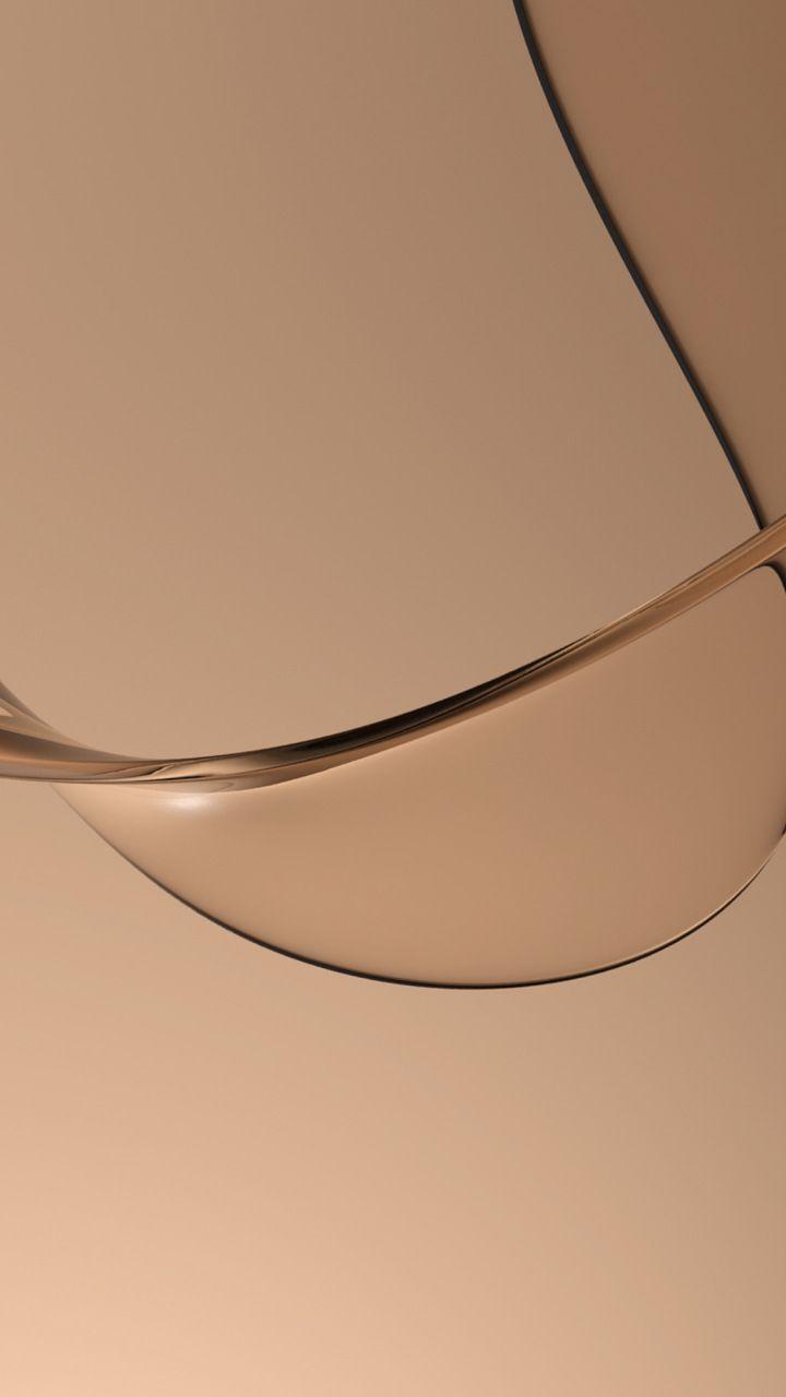 Flow, waves, abstract, Huawei Mediapad M5, stock, 720x1280 wallpaper