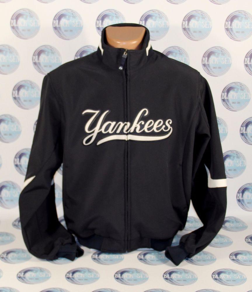 New York Yankees Majestic Baseball Coat Jacket Bomber Boys Child Starter Newyorkyankees Jackets Coats Jackets Bomber Jacket