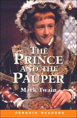 The Prince And The Pauper With Nicholas Lyndhurst Penguin Readers Paupers Prince