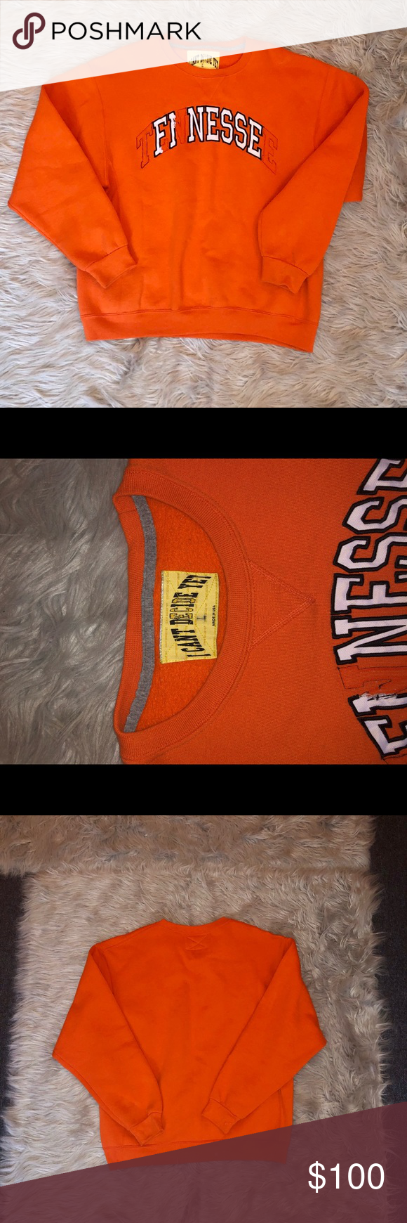 Tennessee Finesse Crewneck Sweatshirt Tops Sweatshirts Hoodie Sweatshirts [ 1740 x 580 Pixel ]